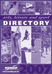 arts - Mendip District Council