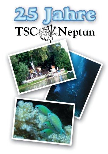 bürgermeisters zum 25-jährigen Jubiläum des TSC Neptun eV ...