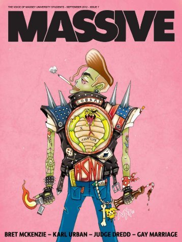 karl urban - Massive Magazine