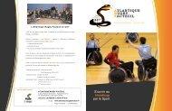 Appréhendez le handicap - Atlantique Rugby Fauteuil