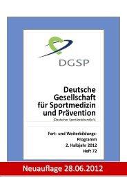 und WB-Kurse 2/2012 (pdf, 208 - DGSP