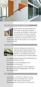 WOHN - Albert Schweitzer Haus - Seite 2
