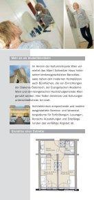 WOHN - Albert Schweitzer Haus - Seite 5