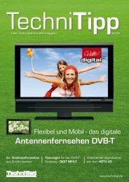 Antennenfernsehen DVB-T