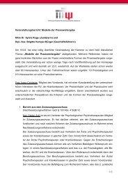 1/5 RAin Dr. Sylvia Ruge (Justiziarin) und Dipl.-Soz. Brigitte Kemper ...
