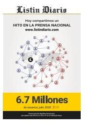 Listín Diario 03-08-2020
