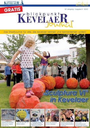 """""""Sculptura VI"""" in Kevelaer - Blickpunkt Kevelaer"""