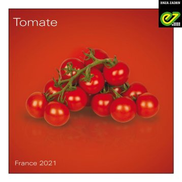 Brochure tomate 2021