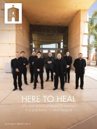Angelus News | July 31-August 7, 2020 | Vol. 5 No. 21