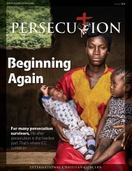 August 2020 Persecution Magazine