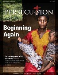 August 2020 Persecution Magazine