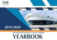 Yearbook AY 2019-2020 (Thonburi campus)