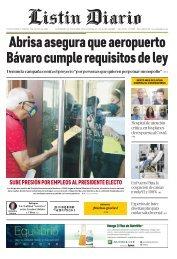 Listin Diario 04-08-2020