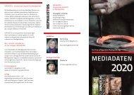 Mediadaten HEPHAISTOS 2020