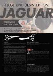 JAGUAR Service and Care - DE