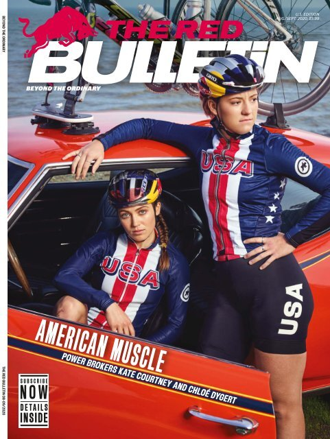 The Red Bulletin August 2020 (US)