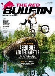 The Red Bulletin August 2020 (DE)