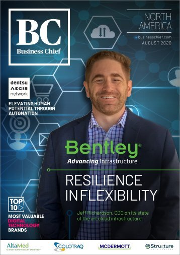 Business Chief USA August 2020
