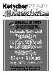Ketsch KW16 2009 - Nussbaum Medien