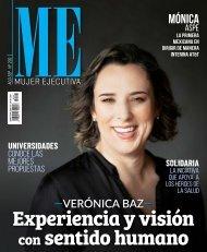 Revista Mujer Ejecutiva Agosto 2020