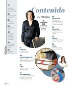Revista Mujer Ejecutiva Septiembre 2020 - Page 6