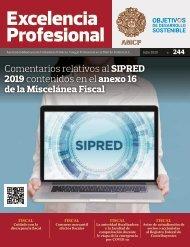 Excelencia Profesional Julio 2020