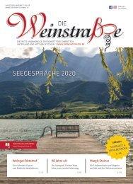 Die Weinstraße - August 2020
