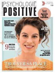 Psychologie Positive n°33