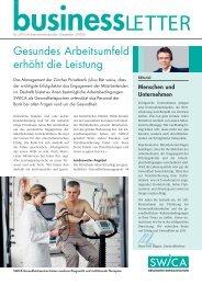 download - SWICA Gesundheitsorganisation