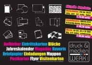 Download - DRUCK & MEDIENWERK Gmbh