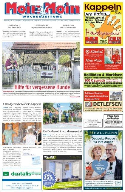 MoinMoin Schleswig 32 2020