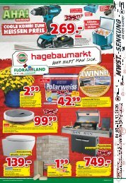 BBK Hagebaumarkt Konz
