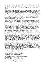 Tagebuch des Unterabteilungsleiters 2 - Bundesarchiv