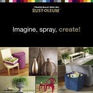 Rust-Oleum Brochure.indd - Color My Life