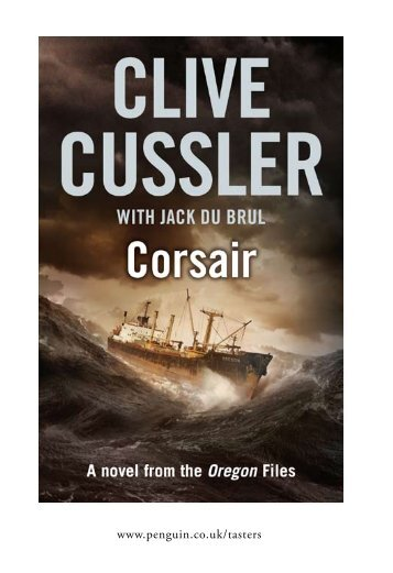 Read the opening pages of Corsair by downloading - Penguin Books