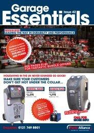 Garage Equipment Issue 42