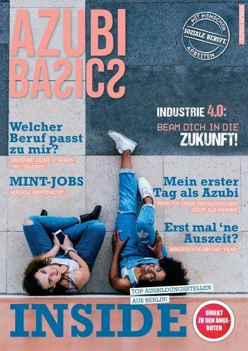 Azubi Basics Wissensmagazin Berlin-Demo 2020/21