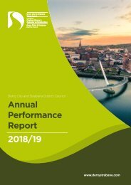 DCSDC  Annual Performance Report 2018/2019