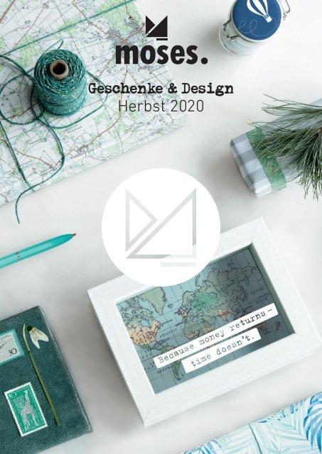 Moses Frühjahr 2021 Geschenke & Design - Cadeaux & Design