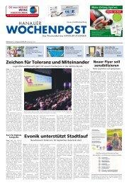 Wochenpost KW32