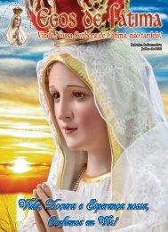 Ecos de Fatima Jul/2020