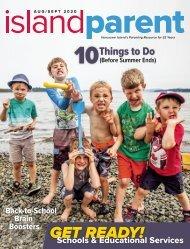 Island Parent August/September 2020