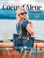 August 2020 Coeur d' Alene Living Local