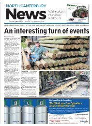 North Canterbury News: August 06, 2020