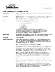 Cetol® SRD Semi-Transparent Wood Stain SIK500 - Sikkens