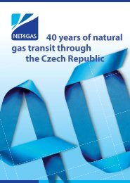 Supply reliability, operational safety, environmental ... - Net4Gas