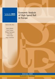 Economic Analysis of High Speed Rail in Europe - Fundación BBVA