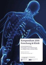 Kompendium 2019 Forschung & Klinik