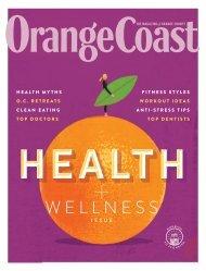 Orange Coast Magazine - August 2020
