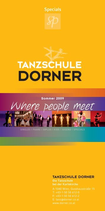 Tanzschule Dorner